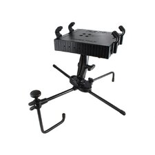 Seat-Mate Laptop Mounting System with Universal Vehicle Fitment
