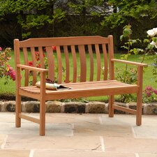 Highland Bench in Natural