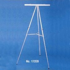 <strong>Claridge Products</strong> No. 172E/B Display Easel with Optional Flipchart Clamp