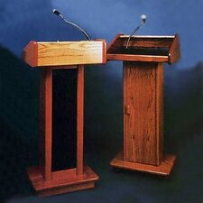 <strong>Claridge Products</strong> No. 318 Column Sound Lectern