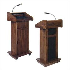 <strong>Claridge Products</strong> No. 321 Modular Sound Lectern