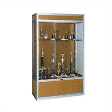 <strong>Claridge Products</strong> No. 737/A Floor Display Case