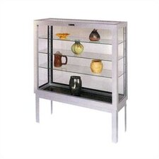 <strong>Claridge Products</strong> No. 331/B Floor Stand Display Case