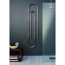 <strong>Scirocco by Nameeks</strong> Graffe Wall Mount Hydronic Bathroom Radiator