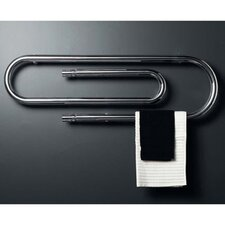<strong>Scirocco by Nameeks</strong> Graffe Wall Mount Hydronic Towel Warmer