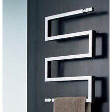 Snake 50 Wall Mount Hydronic Towel Warmer