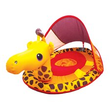 <strong>Swimways</strong> Animal Friends Giraffe Baby Float