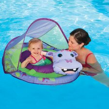 Animal Friends Hippo Baby Pool Toy