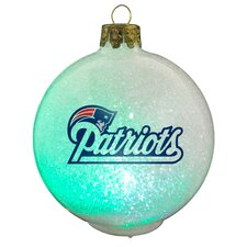 NFL LED Color Changing Ornament