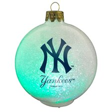 MLB LED Changing Ornament