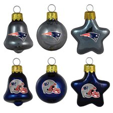 NFL Ornament Set (Set of 6)