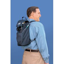 Model No 24N M6/B, C/M9 Cylinder Backpack in Navy