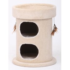 "25"" Double Fun Cat Condo"