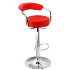 Zenith 62 cm Adjustable Bar Stool