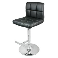 Allegro 61 cm Adjustable Bar Stool