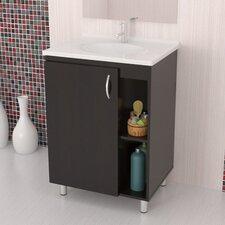 """24"""" Bathroom Single Vanity Set"""