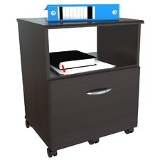 1-Drawer Mobile File