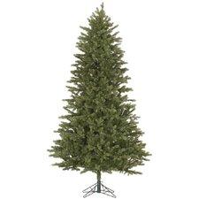Slim Balsam 7.5' Green Fir Artificial Christmas Tree