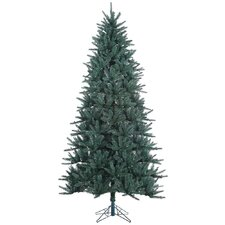 Baldwin Spruce 7.5' Green Artificial Christmas Tree with Stand