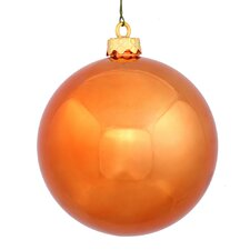 Shiny UV Shatterproof Ornament
