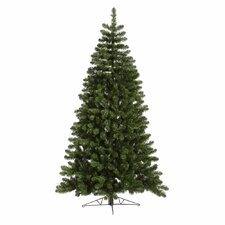 Grand Teton 9.5' Green Artificial Christmas Tree with Unlit