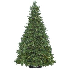 Grand Teton 16' Green Artificial Christmas Tree with 5250 LED White Lights