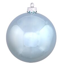 Shiny Ball UV Drilled Cap Ornament