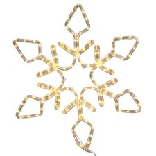 Snowflake 286 Light LED Novelty Light