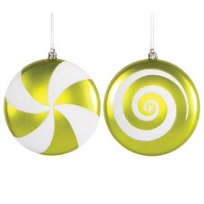 Candy Assorted Ornament (Set of 4)