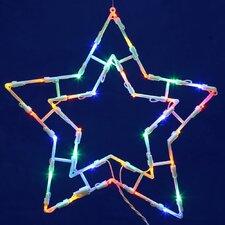 Star LED Window Décor