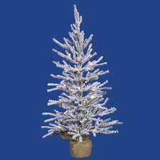 Angel 3' Pine Artificial Christmas Tree