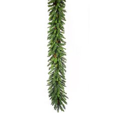 <strong>Vickerman Co.</strong> Cheyenne Pine 50' Cheyenne Garland with 1600 Tips
