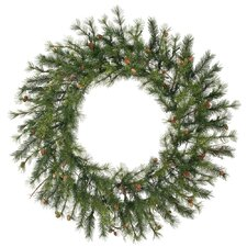 "<strong>Vickerman Co.</strong> Mixed Country Pine 60"" Wreath"