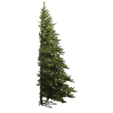 <strong>Vickerman Co.</strong> Minnesota Pine Westbrook 6.5' Green Artificial Half Christmas Tree with Stand