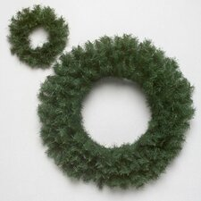 "Canadian Pine 72"" Wreath with 1400 Tips"