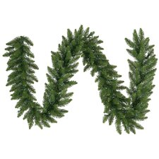 Camdon Fir 25' Garland with 900 Tips