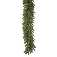 Camdon Fir 50' Garland with 400 Clear Lights