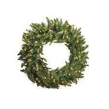 <strong>Vickerman Co.</strong> Camdon Fir Wreath