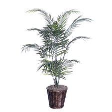 <strong>Vickerman Co.</strong> Deluxe Unlit Dwarf Palm Tree