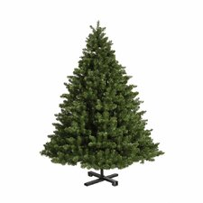 Grand Teton 7.5' Green Artificial Christmas Tree