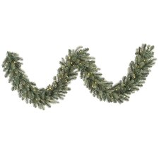 <strong>Vickerman Co.</strong> Colorado Spruce Garland with 80 LED Lights