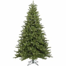 King 9' Green Spruce Artificial Christmas Tree with Stand