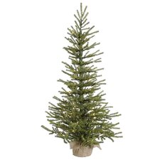 <strong>Vickerman Co.</strong> Sparkle Pistol Pine Table Top Tree with 70 Lights