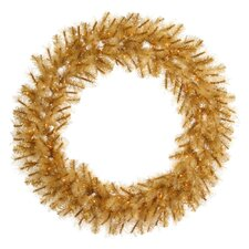 <strong>Vickerman Co.</strong> Glitter Cashmere Wreath