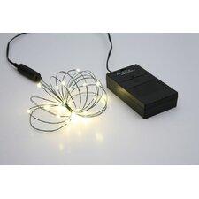 24 Light BO Timer Micro LED Battery Light Set