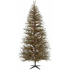 Vienna Twig 6' Artificial Christmas Tree with Clear Lights