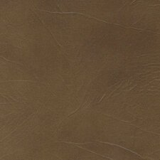 "Rainforest 15-1/4"" x 15-1/4"" Recycled Leather Tile in Grizzly Chablis"