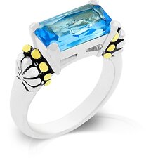 Cubic Zirconia Designer Inspired Ring
