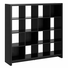 "New York Skyline 60.24"" Bookcase"