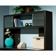 <strong>kathy ireland Office by Bush</strong> NEW YORK SKYLINE Center Drawers-Use on small L-shaped units and on 30""